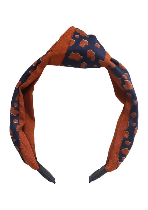 evie & emma Fabric Knotted Headband