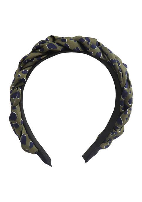 evie & emma Multi Color Fabric Headband