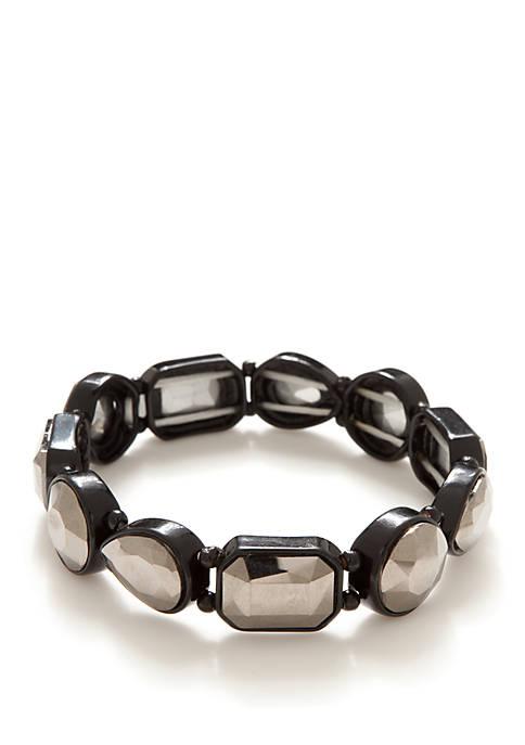 Casual Stone Stretch Bracelet