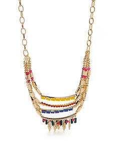 New Directions® Gold-Tone Taste Of The Tropics Chain Necklace