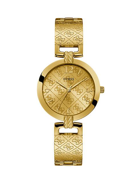GUESS® Pure Luxury Bangle Bracelet Watch