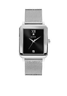 Steel Mesh Bracelet Watch