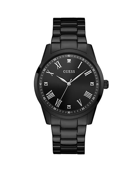 Elect Black Bracelet Diamond Black Dial Watch