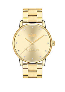 Women's Gold-Tone Grand Watch
