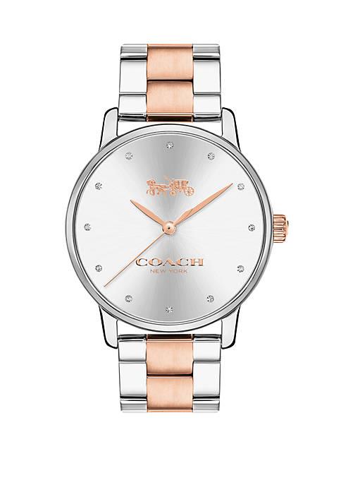 COACH Grand Watch