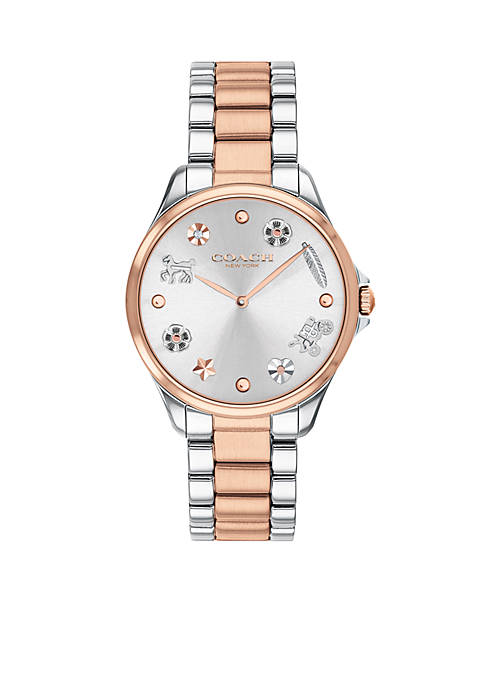 Womens Two-Tone Stainless Steel Astor Watch