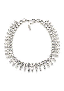 Broadway Lights Dramatic Collar Necklace