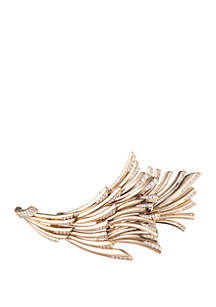 Gold-Tone Spray Pin