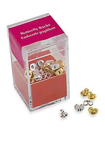 Jewelry Essentials Butterfly Earring Backs