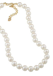 Adjustable Classic Pearl Strand