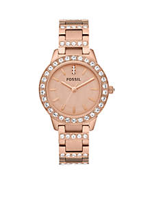 Jesse - Rose Gold Ladies' Watch