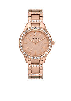 Fossil® Jesse - Rose Gold Ladies' Watch