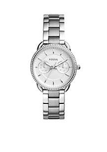 Women's Stainless Steel Tailor Multifunction Watch