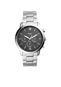 Neutral Chronograph Stainless Steel Watch