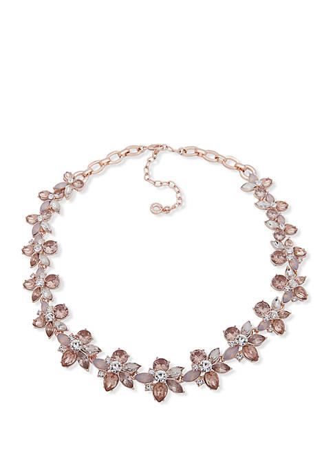 Crystal Collar Necklace