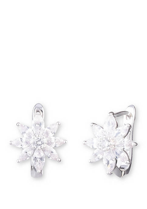 Anne Klein Cubic Zirconium Earrings