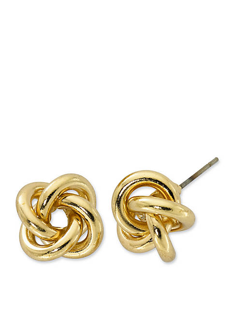 Kim Rogers® Knot Stud Earrings