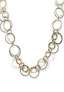 Kim Rogers® Open Link Necklace