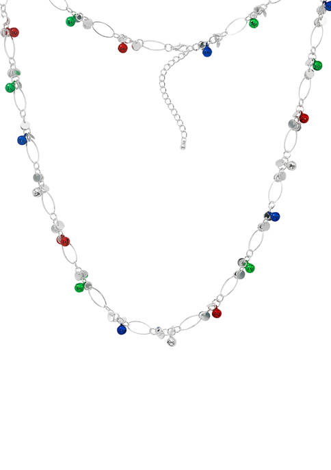 Kim Rogers® Colored Ball Necklace