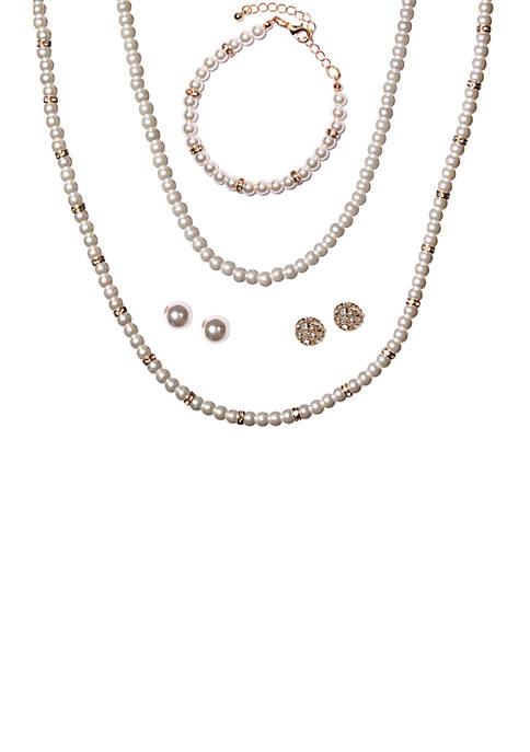 Kim Rogers® 5 Piece Jewelry Set