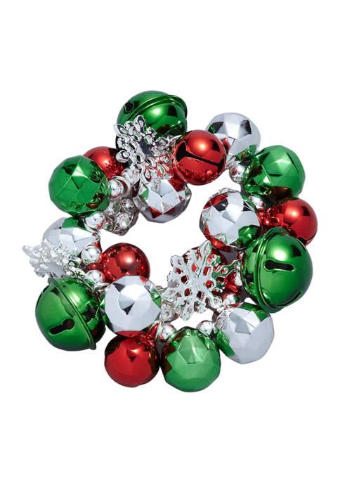 Jingle Snowflake Bracelet