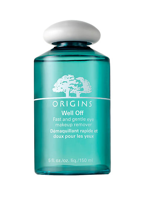 Origins Well Off® Fast and Gentle Eye Makeup
