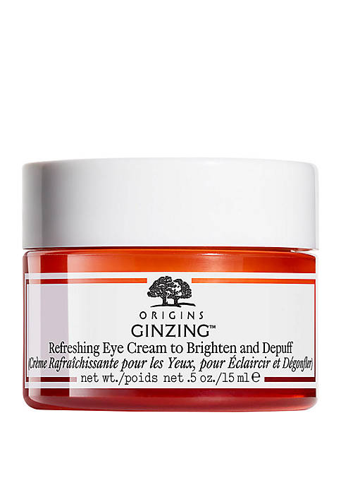 Origins GinZing Refreshing Eye Cream to Brighten and