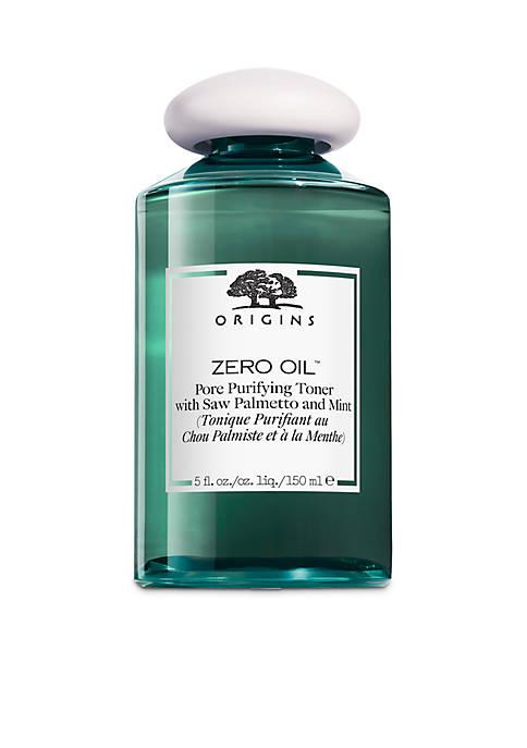 Zero Oil Pore Purifying Toner with Saw Palmetto & Mint