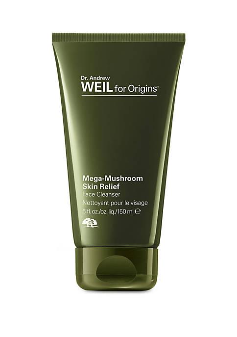 Origins Dr. Weil Mega-Mushroom Skin Relief Face Cleanser