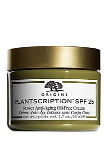 Plantscription™ SPF 25 Power Anti-Aging Oil-Free Cream