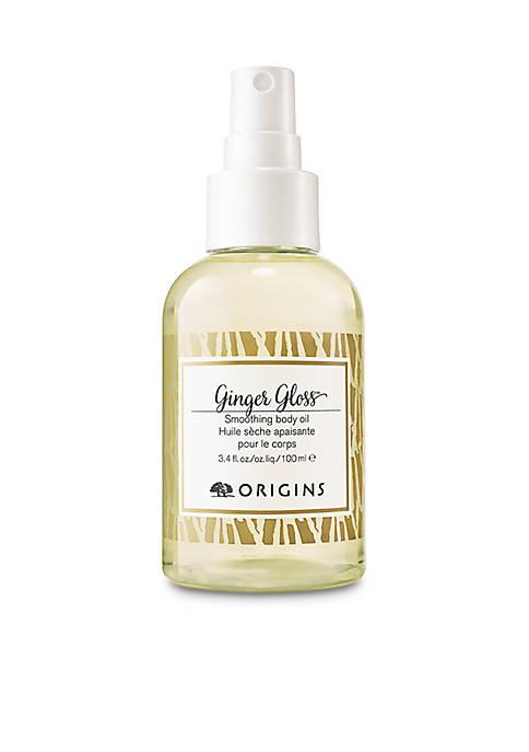 Origins Ginger Gloss™ Smoothing Body Oil