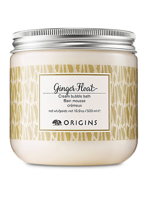 Origins Ginger Float™ Cream Bubble Bath