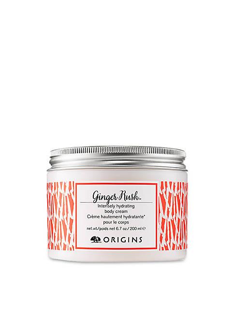 Origins Ginger Rush™ Intensely Hydrating Body Cream