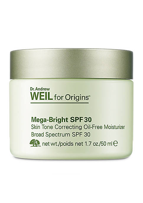 Dr. Andrew Weil for Origins™ Mega-Bright SPF 30
