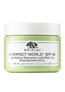A Perfect World™ SPF 40 Age-Defense Moisturizer with White Tea