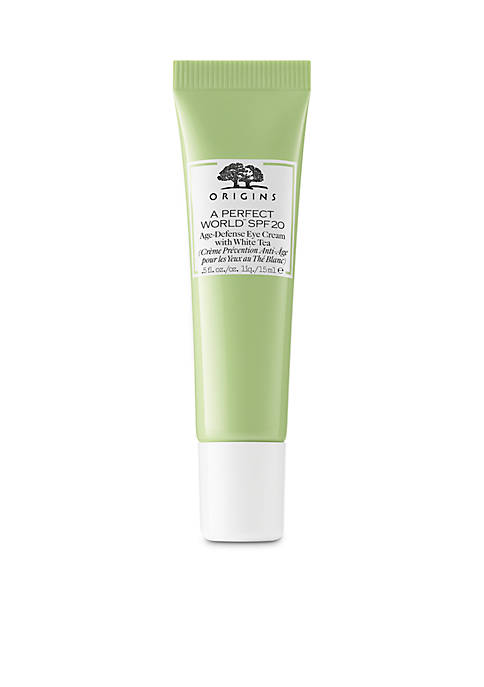 Origins A Perfect World™ Age-Defense Eye Cream SPF