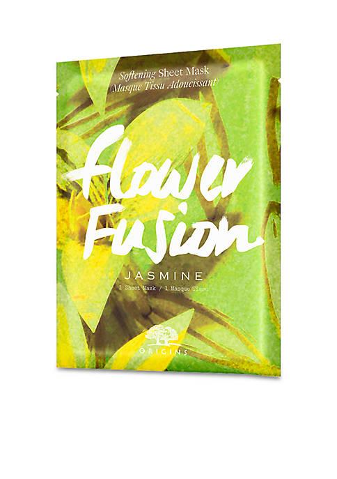 Flower Fusion™ Jasmine Softening Sheet Mask