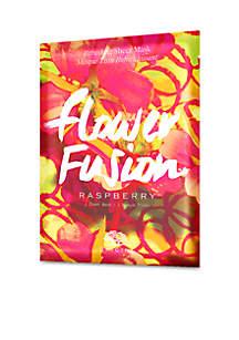 Flower Fusion™ Raspberry Refreshing Sheet Mask