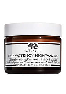High Potency Night-A-Mins Oil-Free Resurfacing Cream with Fruit-Derived AHA's