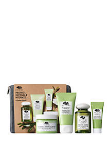 Origins A Perfect World Protect, Defend & Hydrate Set - $85 Value!