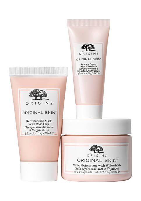 Origins BE REFINED Original Skin™ Mattifying and Perfecting