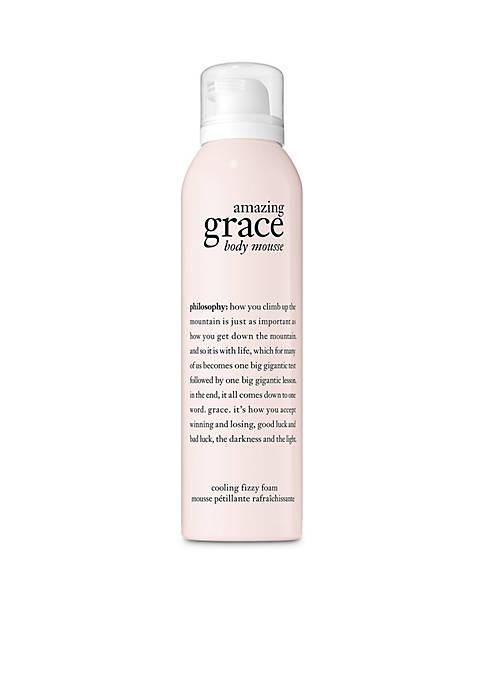 amazing grace body serum mousse