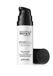 anti-wrinkle miracle worker eye+ line correcting eye cream