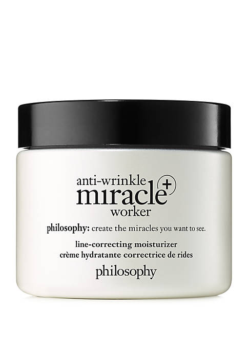 anti miracle worker+ line-correcting moisturizer