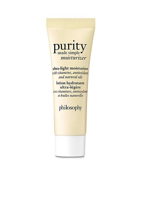 purity moisturizer
