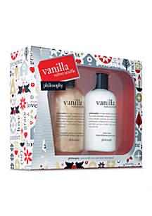 Vanilla Velvet Truffle 2-Piece Set