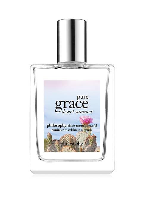 pure grace desert summer