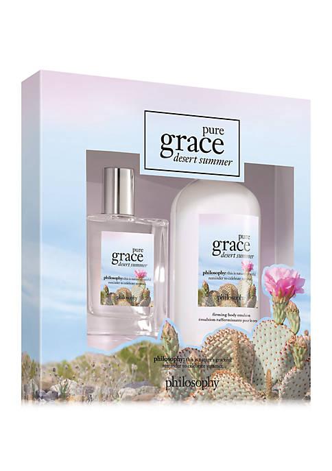 pure grace desert summer set