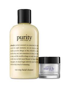 philosophy purity + uplifting miracle worker