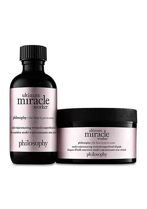 philosophy ultimate miracle worker miraculous anti-aging retinoid